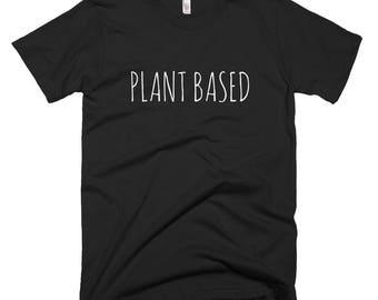 Plant Based Short-Sleeve T-Shirt