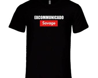 Exommunicado Savage T Shirt