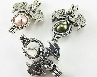 Dragon Pearl Cages
