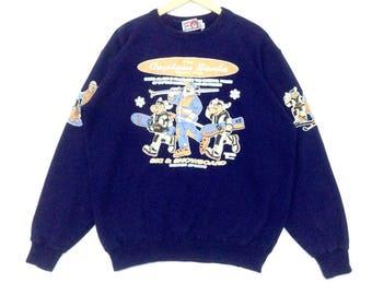 Vintage Captain Santa sweatshirt