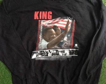Sweater Martin Luther king