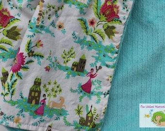 Fairy Tale Lovey // Lovie // Baby Blanket // Fairy Tale Blanket