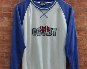 Rare!! Gerry Cosby Sweatshirt Small Size