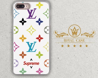 Supreme, iPhone 8 Case, iPhone 6S Plus Case, iPhone 7 case, iPhone 6S Case, iPhone 7 Plus case, LOUIS VUITTON, iPhone 8 Plus, Supreme, 258