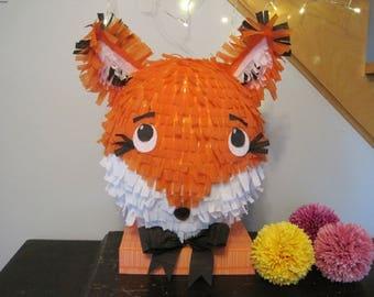 Piñata - Renard joli