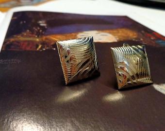 Earrings Years 80 Brindle