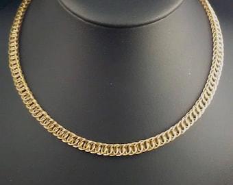 Simple Half-Persian 4in1 Necklace