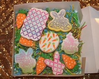 Easter Sugar cookies!