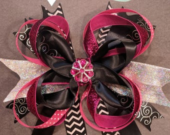 Large stacked bow