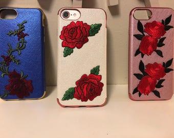 Floral IPhone 6/7/8 case