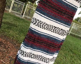 Autumn Mexican Blanket