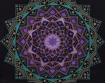 Flower Mandala 2