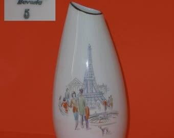 Winterling Röslau Vase porcelain 50s – 60s height: 19 cm