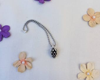 Pinecone necklace for Pullip and blythe sized dolls
