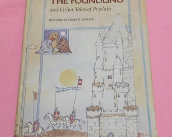 The Foundling Hardcover vintage collectible book with dust jacket.