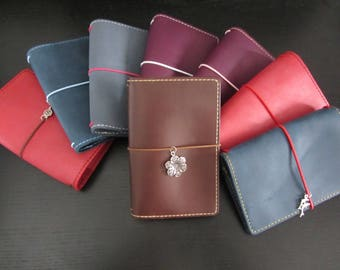 Add a decorative seam to your Traveler's Notebook - All sizes