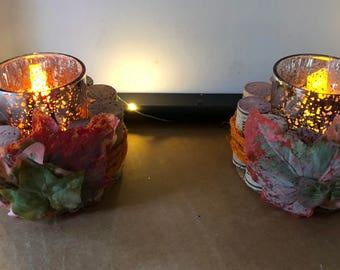 Candleholder -Seasonal
