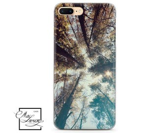 Forest iPhone 8 Plus Case iPhone 6S Case Samsung S7 Edge Case iphone 5s case s8 plus galaxy case iphone x case trees samsung s6 plus case 68
