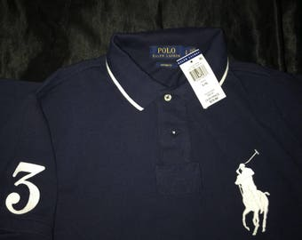 Polo Ralph Lauren custom fit brand new with tags