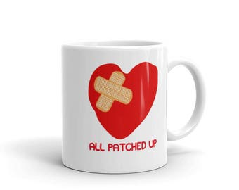 Stroke patient etsy heart attack heart surgery stroke gift mug negle Image collections