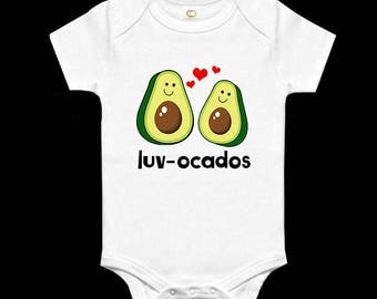 Luv-Ocados Baby Grow