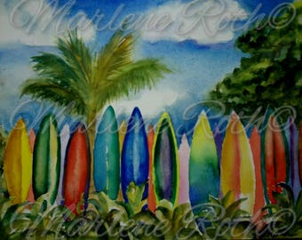 Rainbow Surfboards