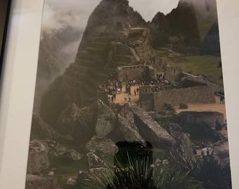 Machu Picchu Pyramid
