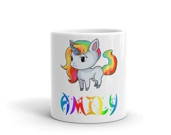 Amily Unicorn Mug