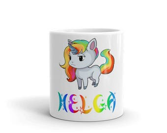 Helga Unicorn Mug