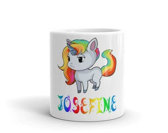 Josefine Unicorn Mug