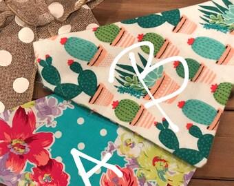 Spring pet bandanas
