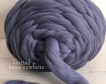 Giant Knit Wool. Chunky Yarn. Pure Wool. Giant Wool, Huge yarn, 21 micron, Merino wool, Merino Yarn, Giant Knit wool