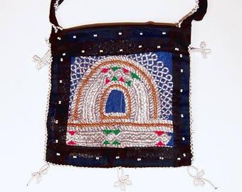 HANDBAG Kuchi Tribal Hobo BellyDance ATS Costume HANDBAG Kuchi Tribe 765k1