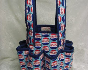 Fashion Pepsi Bingo / garden bag