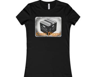 Women Crate Digger