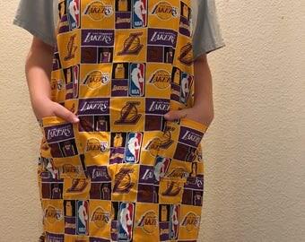 LA Lakers Apron