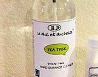 Tea Tree Hard Surface cleaner 16 oz ALL PURPOSE