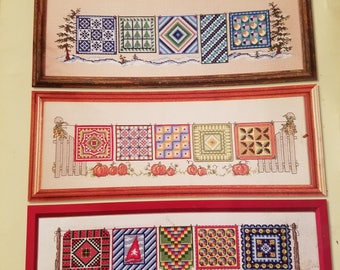 Leisure Arts - Five Seasons of Quilts