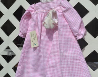 Hand crafted Cloth Doll Clothes