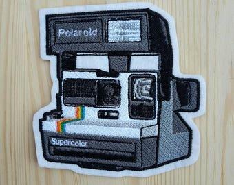 Polaroid Supercolor Patch