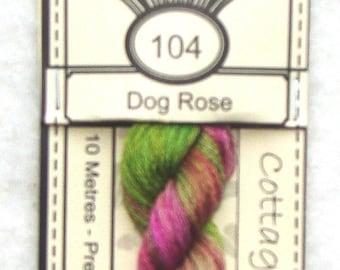 Cottage Garden Thread -104 Dog Rose