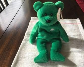 Beanie baby Erin DOB 4/17/1997