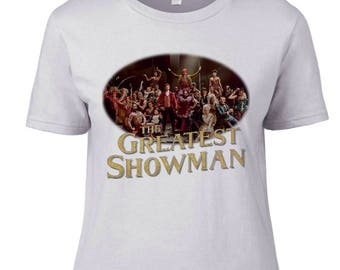 T-shirt inspired by The Greatest Showman
