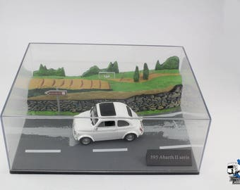 Fiat 500 595 ABARTH II SERIES - Diorama