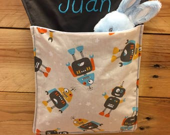Pajama bag personalized