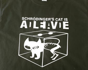 Physics Schroedinger T-shirt
