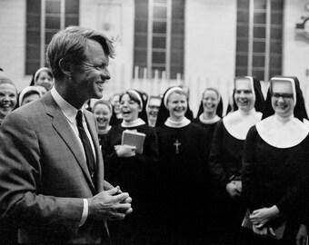 RFK and nuns