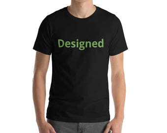 Designed T-shirt