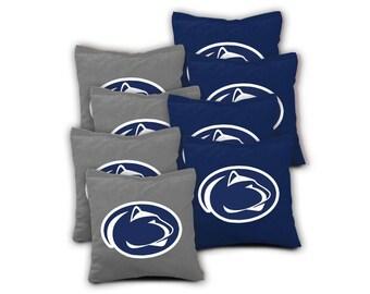 Penn State Nittany Lions Cornhole Bags - Set of 8
