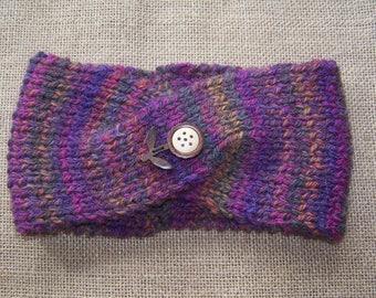 Turban/Ear Warmers/Headband Ladies Knitted